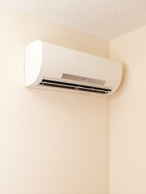 Ductless HVAC System