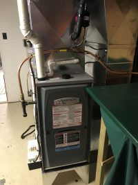 Furnace Replacement in LaSalle
