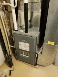Furnace Replacement in Windsor