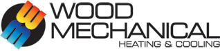 Wood Mechanical Heating & Cooling – Windsor, Ontario Logo